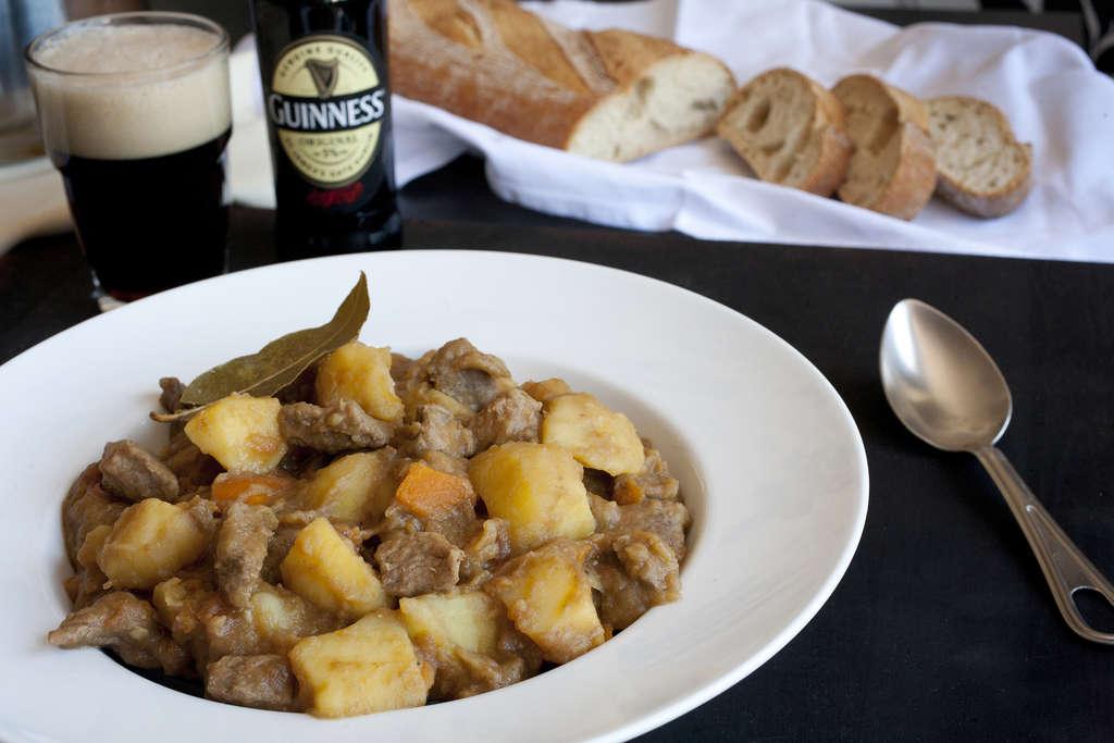 Estofado Guinness