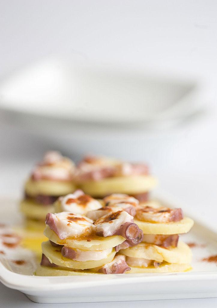Lasaña de pulpo y patata 3