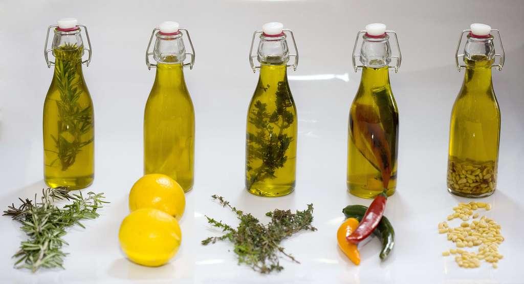 aceites aromatizados 1