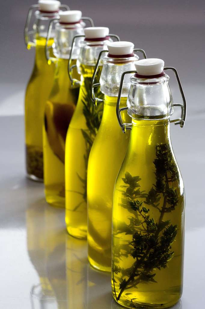 aceites aromatizados 2