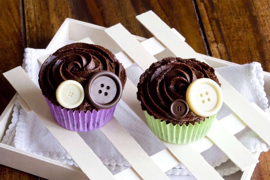 Cupcakes de chocolate 4