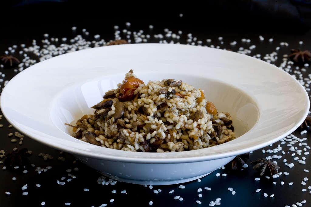 arroz con rabo de toro guisado 3