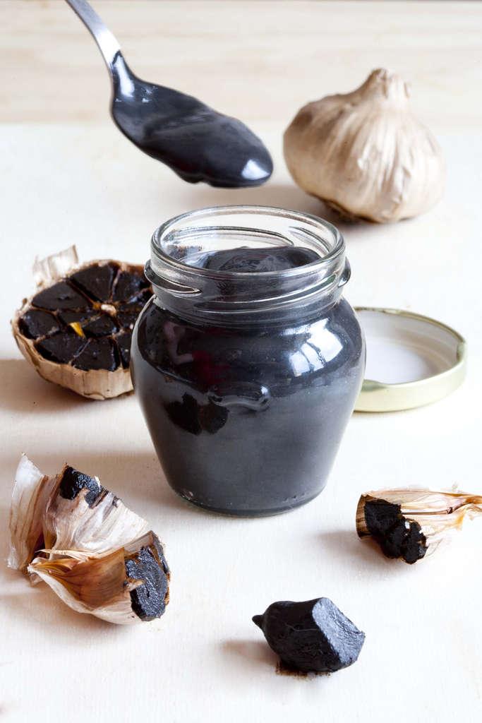 Alioli de ajo negro 2