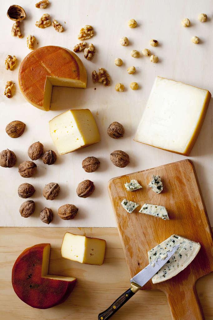 Ensalada de quesos asturianos 3