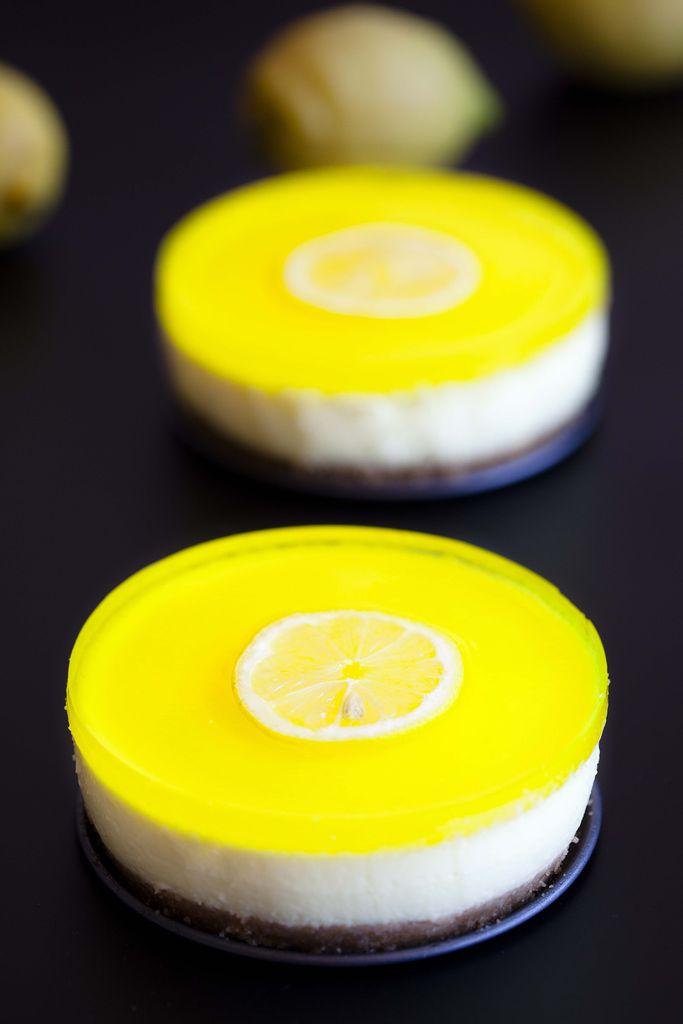 Tarta fría de limón 3
