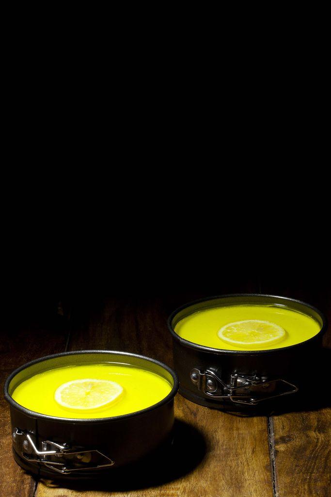 Tarta fría de limón 4