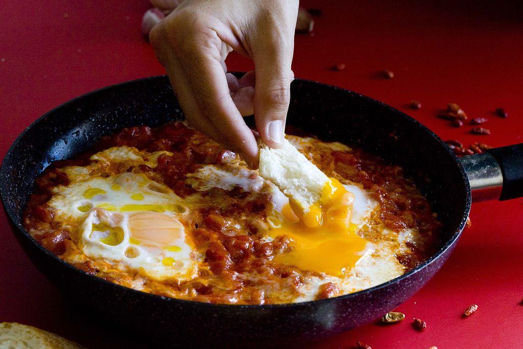 Huevos en el purgatorio 1