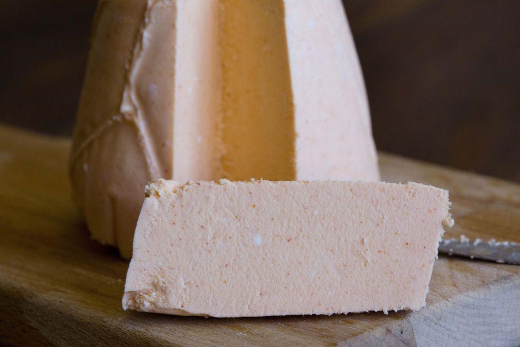 Ñoquis con salsa de queso Afuega'l Pitu y tomates secos en aceite 4