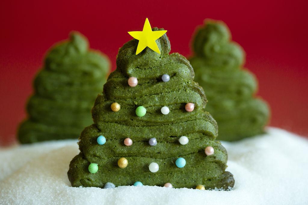 Galletas de canela Árbol de Navidad 1