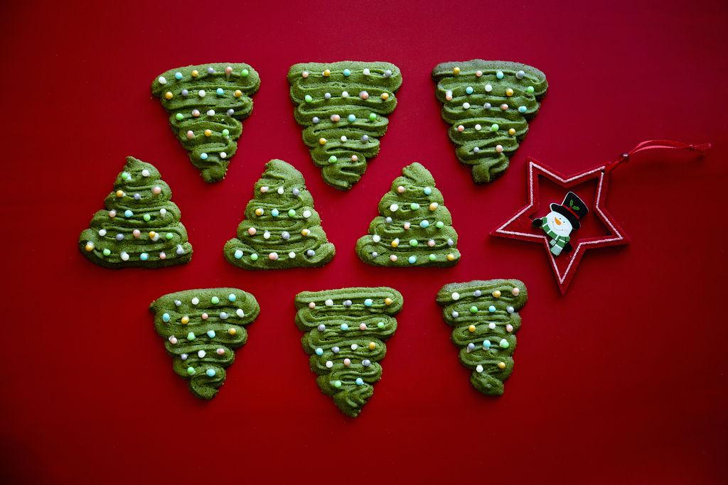 Galletas de canela Árbol de Navidad 3