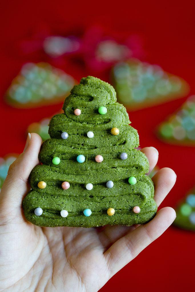 Galletas de canela Árbol de Navidad 5