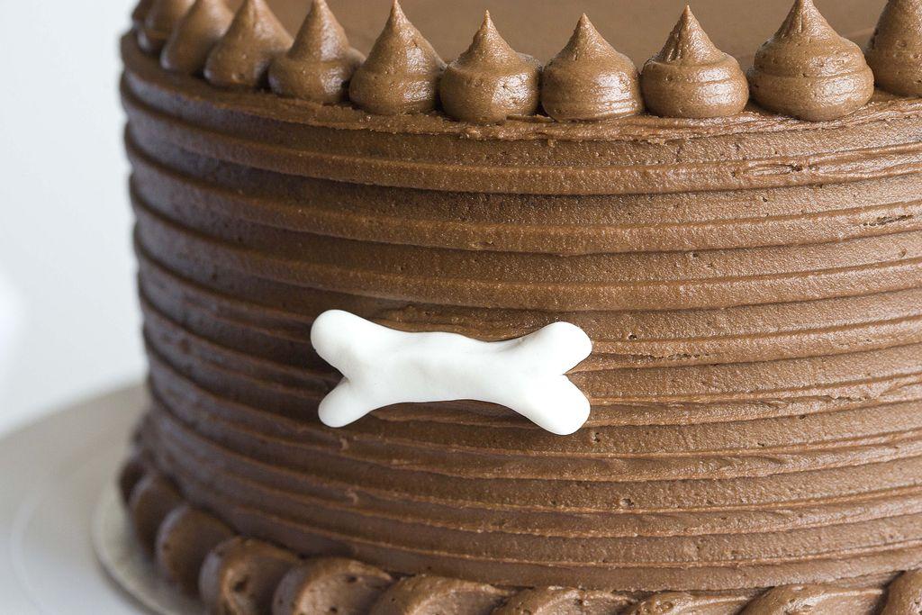 Tarta de plátano y buttercream de chocolate 5