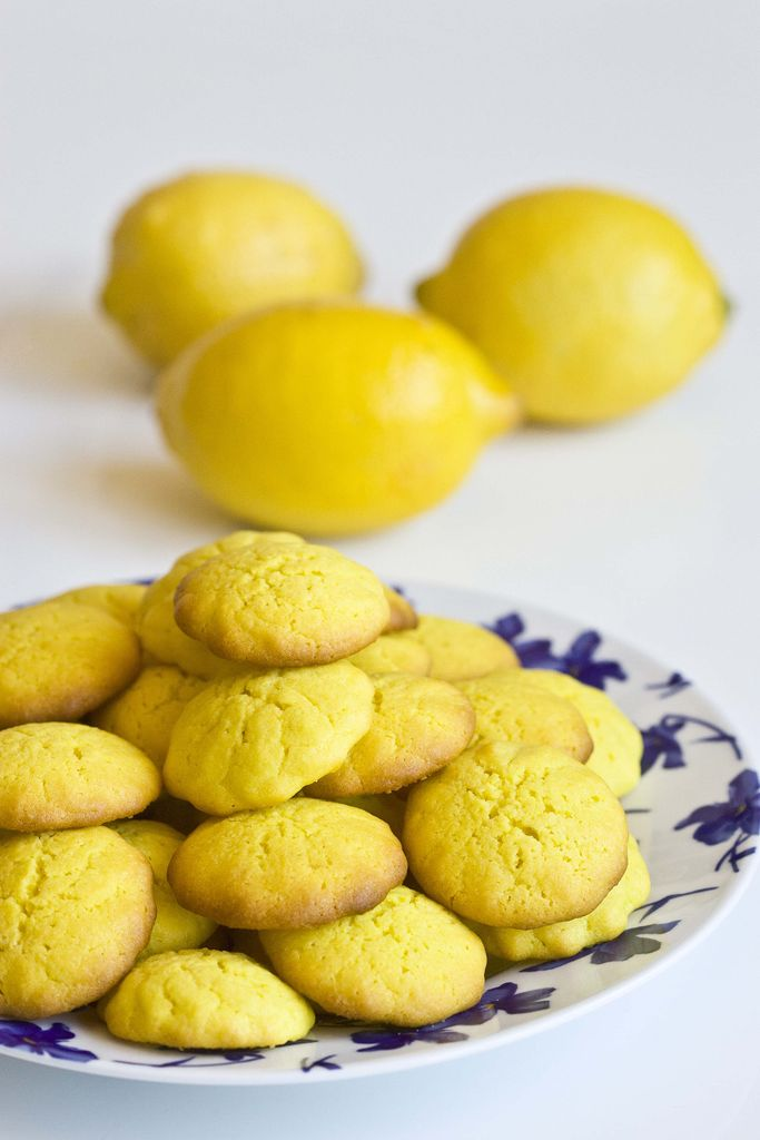 Galletas de limón 1