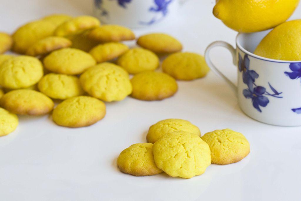 Galletas de limón 2