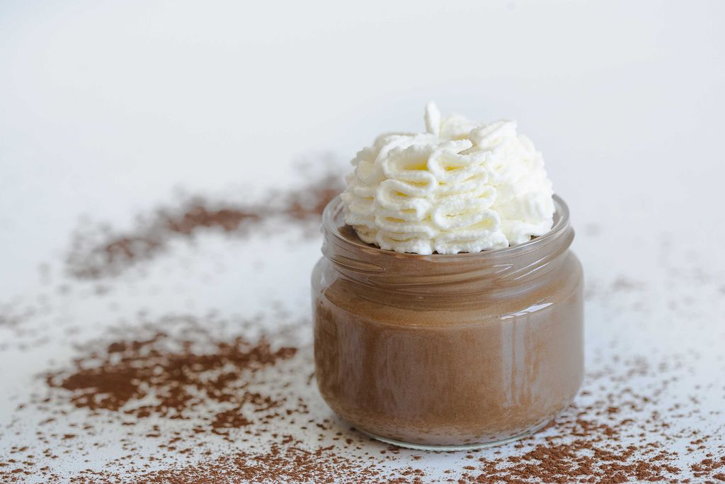 Mousse de chocolate 4