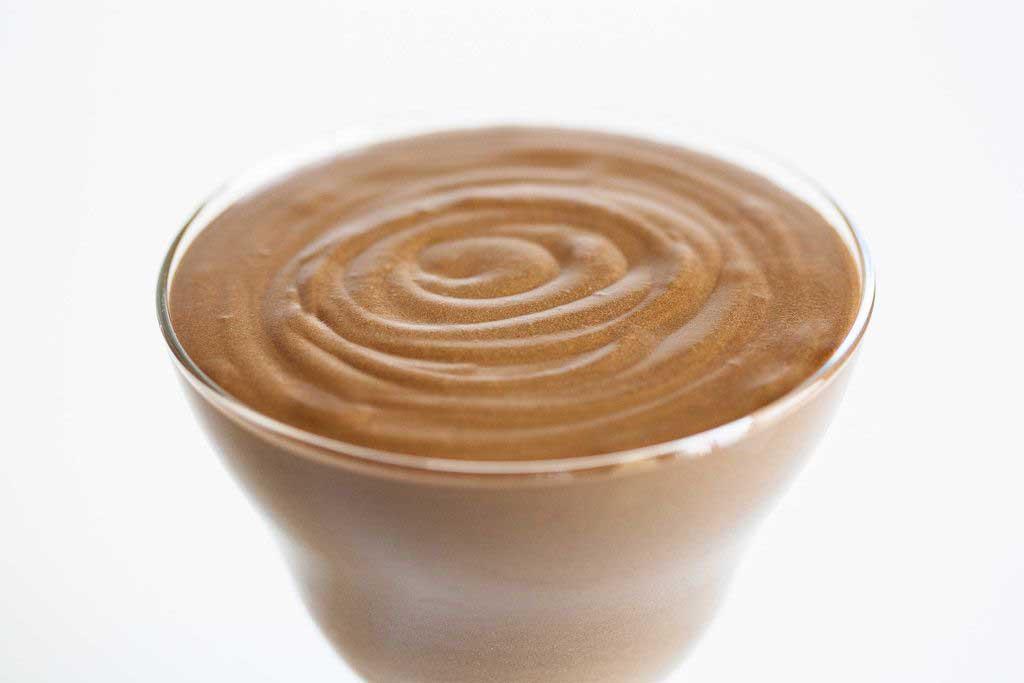 Mousse de chocolate 5